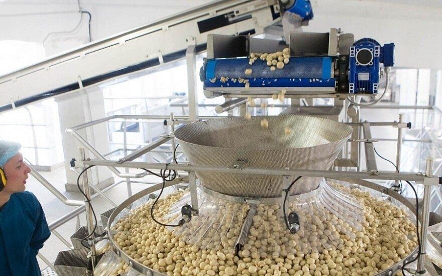 Lietuvoje atidarytas ekologiško maisto fabrikas