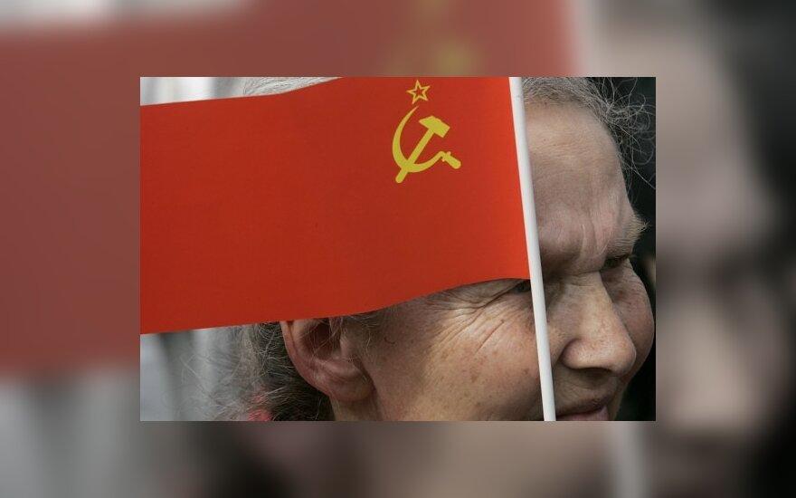 Apklausa: SSRS nostalgija nepalieka Rusijos gyventojų