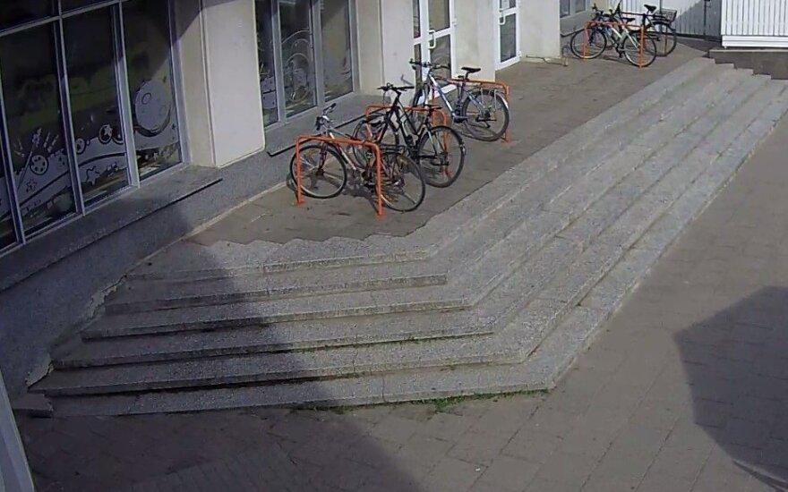 Vilnietė įspėja: štai kas gali atsitikti su jūsų dviračiu sostinėje