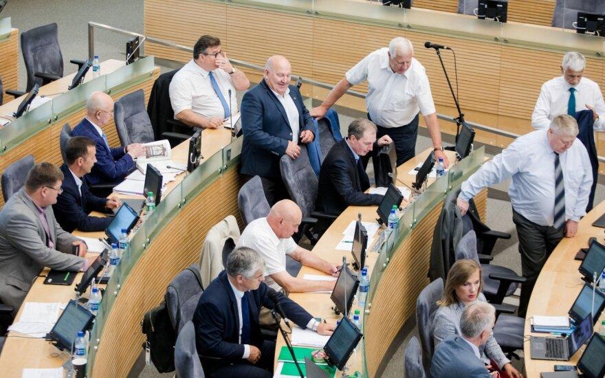 VRK: socialdemokratų partija trukdė tirti jos finansus per rinkimus