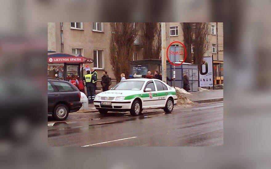 Vilniuje, Antakalnio g. 2010-02-26, 15.10 val.