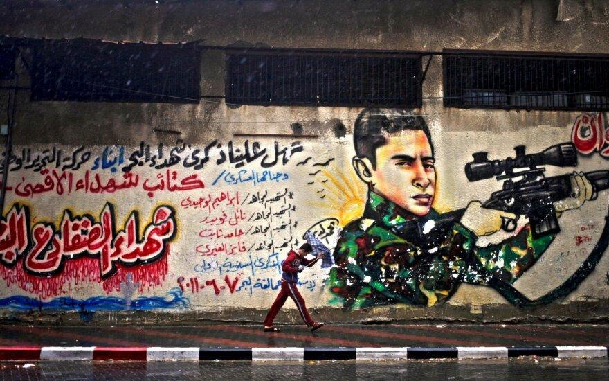 Palestina, Gaza, Vakarų krantas