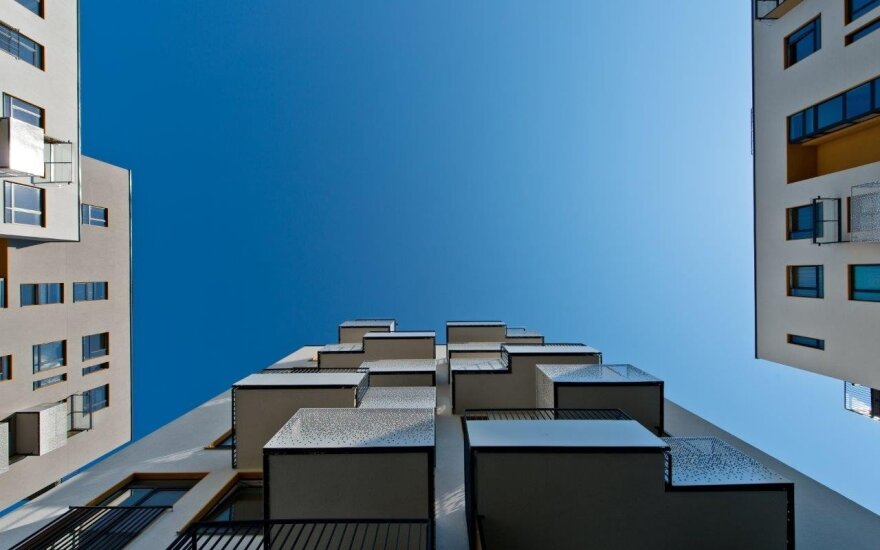 Kylančios butų nuomos kainos nieko gero nežada