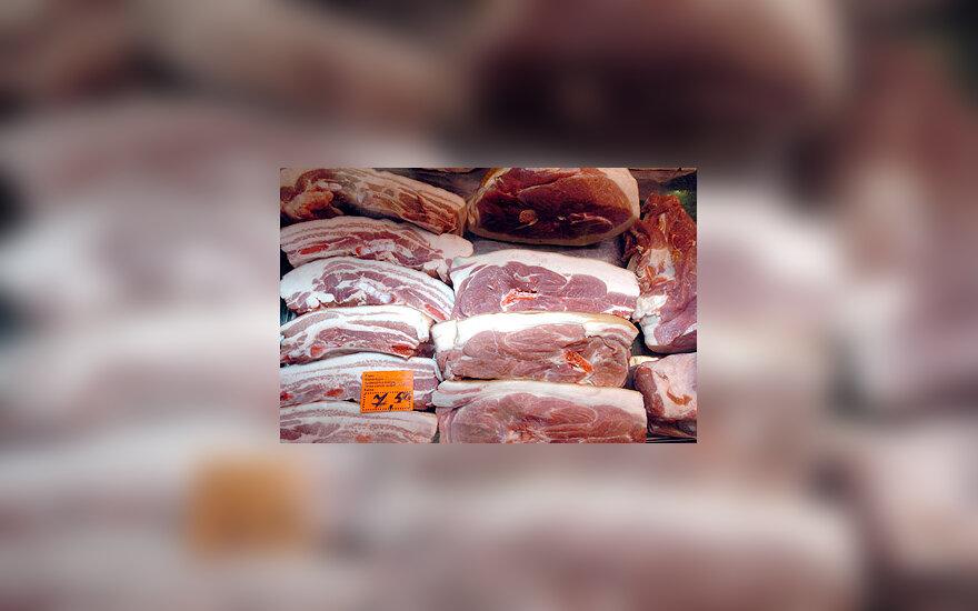 Mėsa, turgus, turgavietė
