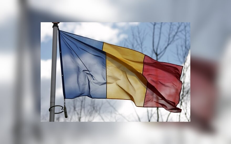 Vilnietis apgadino Rumunijos ambasados automobilį