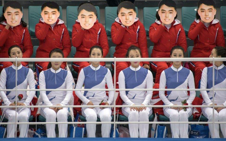 TOK prezidentas pasibaigus olimpiadai vyks į Šiaurės Korėją