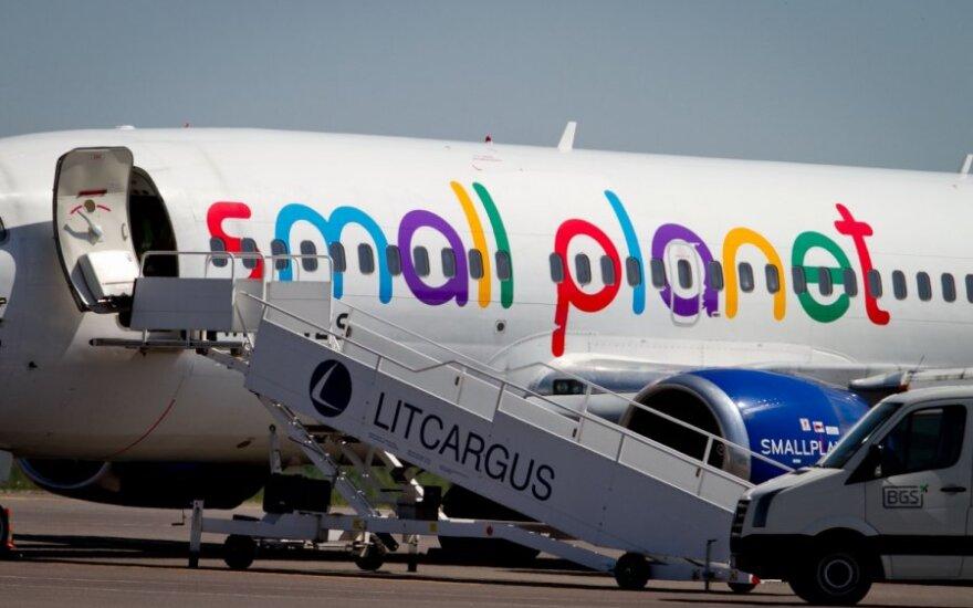Į Tenerifę turėjusio skristi lėktuvo keleiviams - nemaloni žinia
