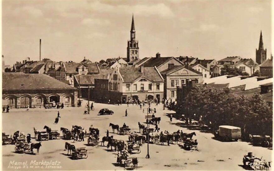 Turgaus aikštė 1942 m.