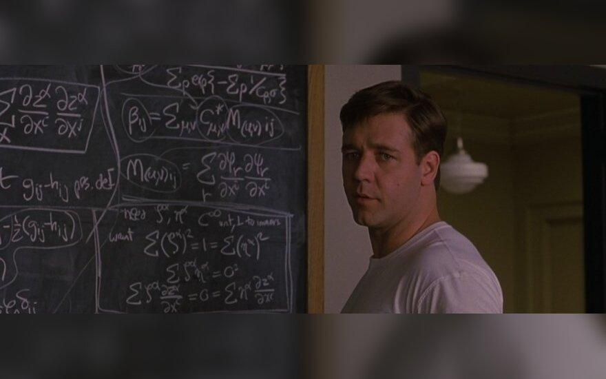 "Russell'as Crowe filme ""Nuostabus protas"""