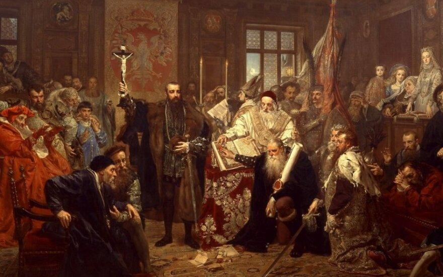 """Liublino unijos 450-osioms metinėms pažymėti """"VIVAT!"""" rengia koncertus Kėdainiuose ir Vilniuje"""