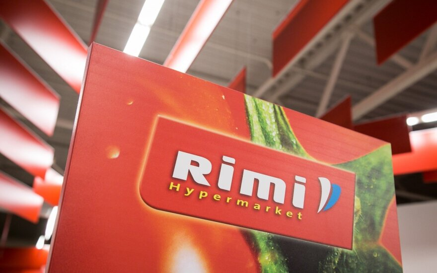 Lithuania's FNTT finds illegal Ukrainian employee at Rimi supermarket