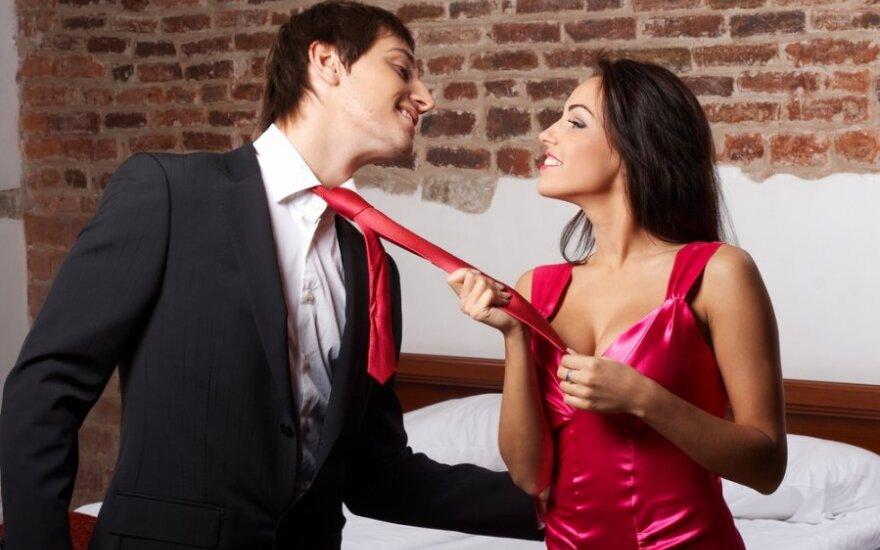 Meilužė atvira: po metų saldžios meilės lovoje, kurią klojo žmona, nusprendė viską baigti