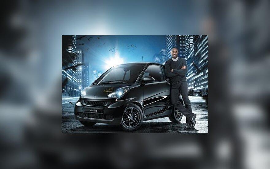 Smart Car Black Mamba