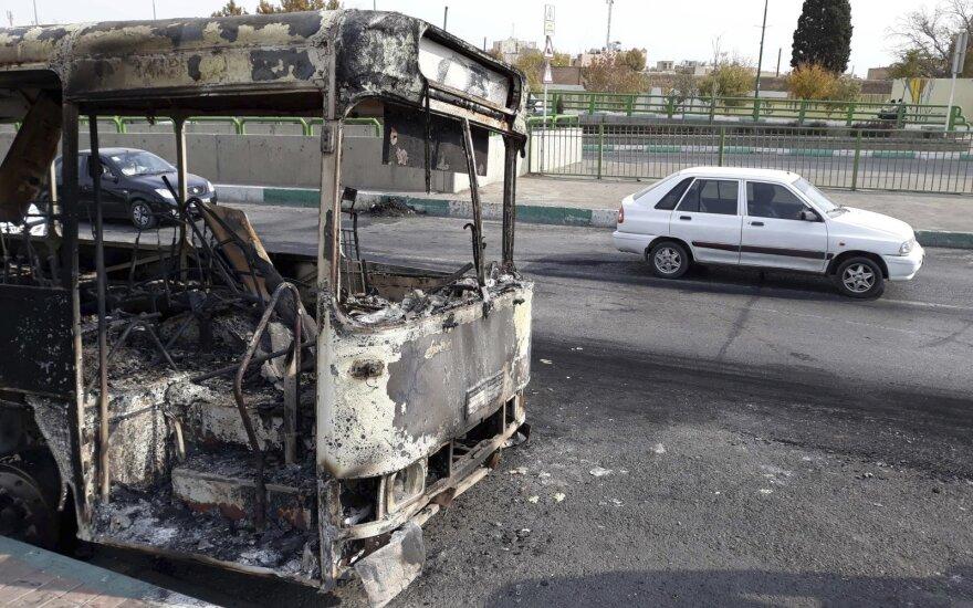 Irano URM: Teheranas ryžtingai atsakys į Izraelio agresiją prieš Irano pajėgas Sirijoje