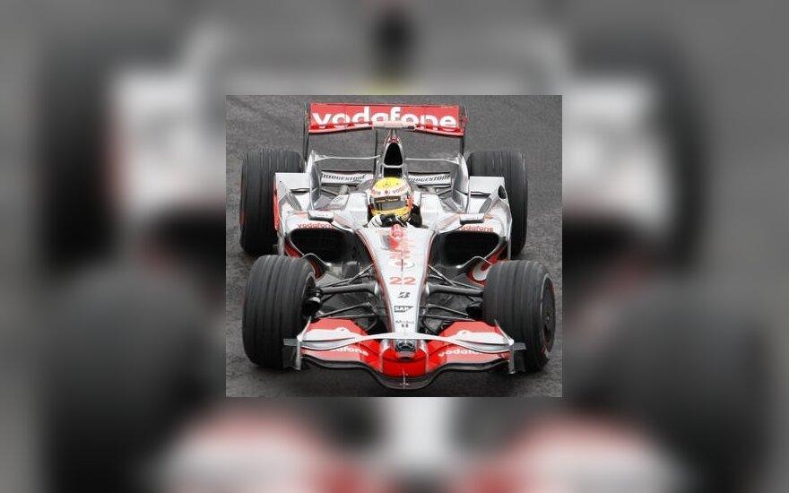 """""""McLaren"""": Australijoje dėl prizinių vietų nekovosime"""