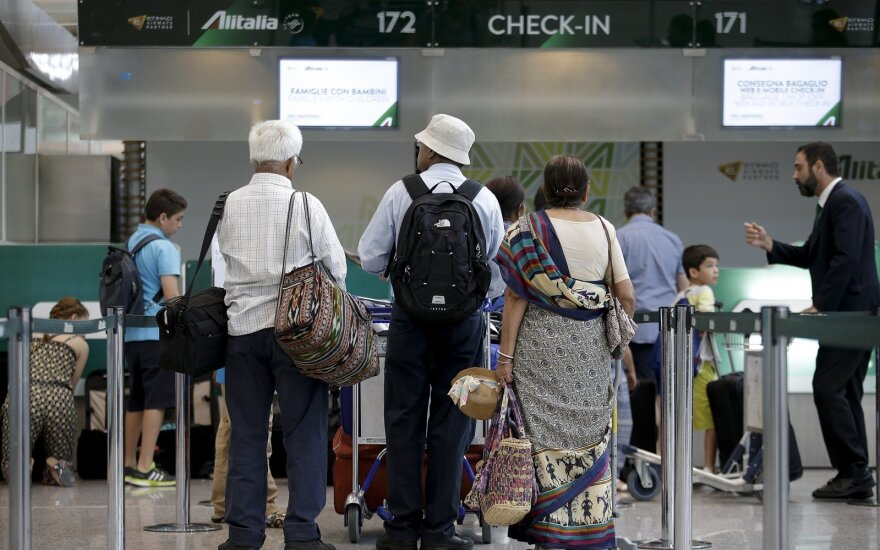 Ar įmanoma apsidrausti kelionei vyresnio amžiaus žmonėms?