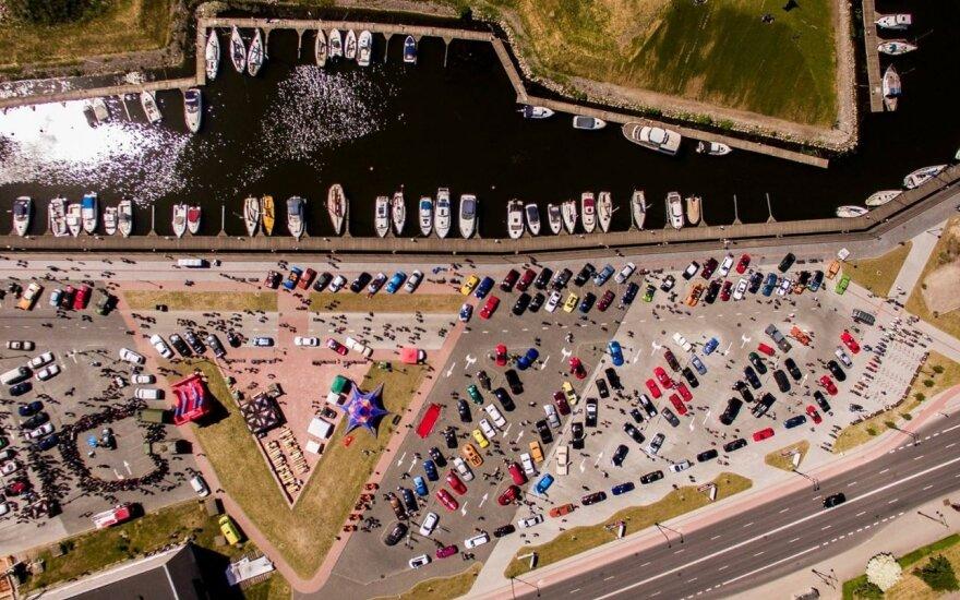 """""""Memel Motor Fest 2017"""" – automobilių vasaros sezono uždarymas"""
