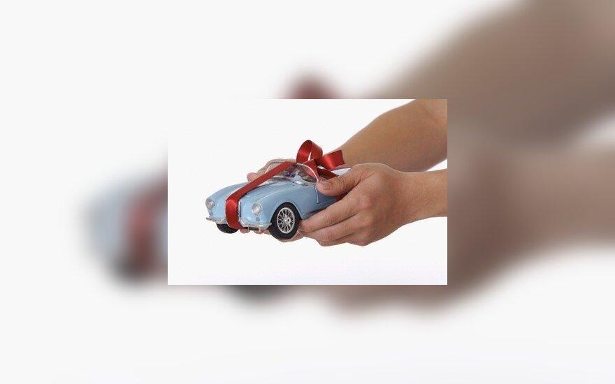 """""""Autopilotas"""": loterijų organizatoriai tapo svarbiais automobilių pardavėjų klientais"""