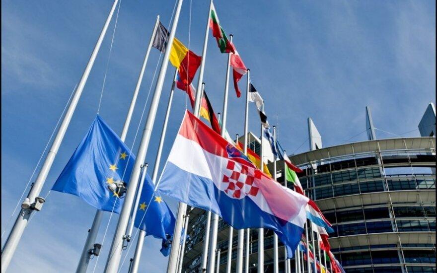 Į Vilnių atvykstančią Europos Komisiją pasitiks protestuojantys pareigūnai