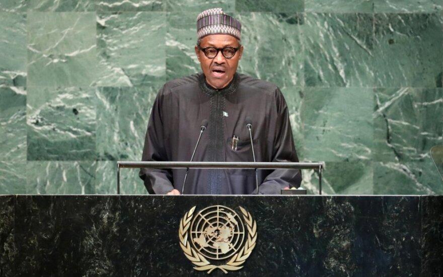 Muhammadu Buharis