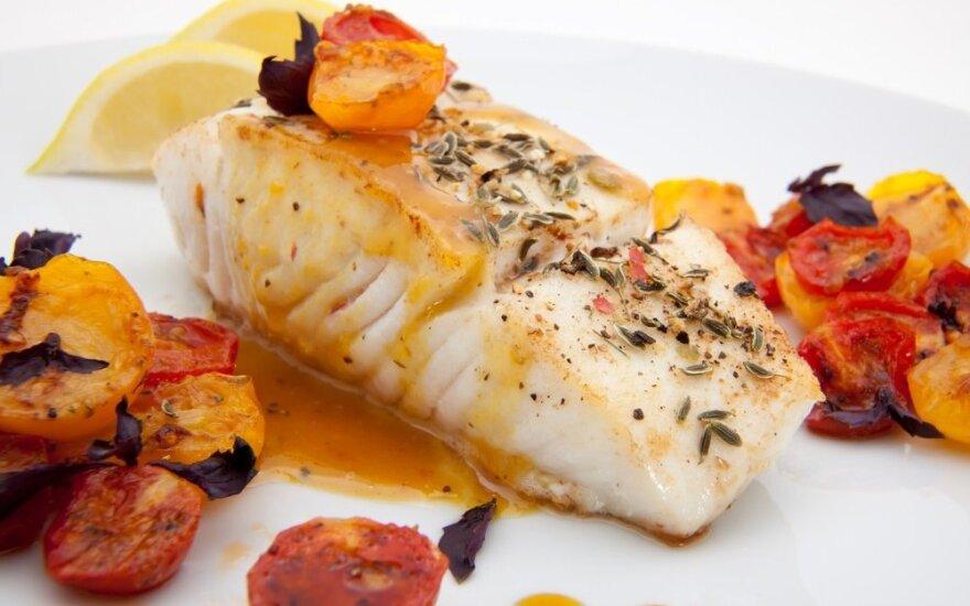 Patarimai, kaip gardžiai paruošti žuvį