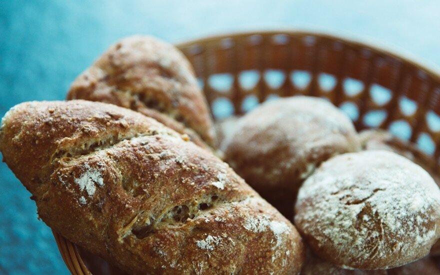 Kuo mums naudinga viso grūdo duona?