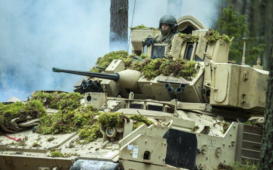 NATO defence spending