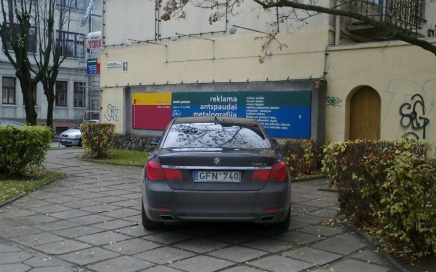 Kaune, Vytauto pr. 2012-11-06