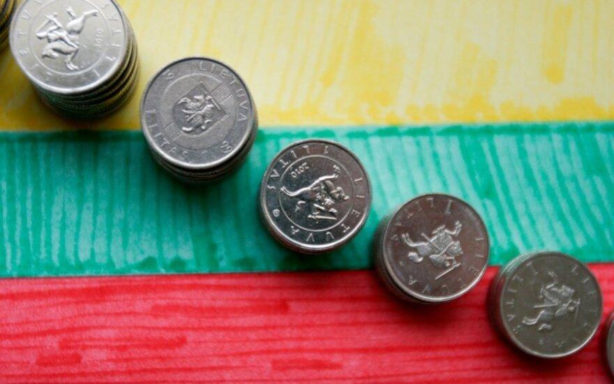 ERPB sumažino Lietuvos ūkio augimo prognozę