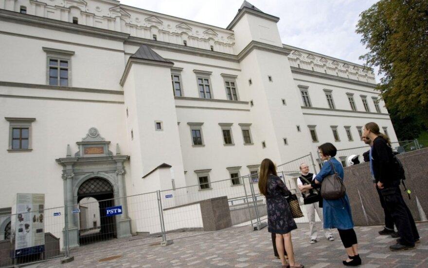 Valdovų rūmų užbaigimui – dar 12 mln. litų