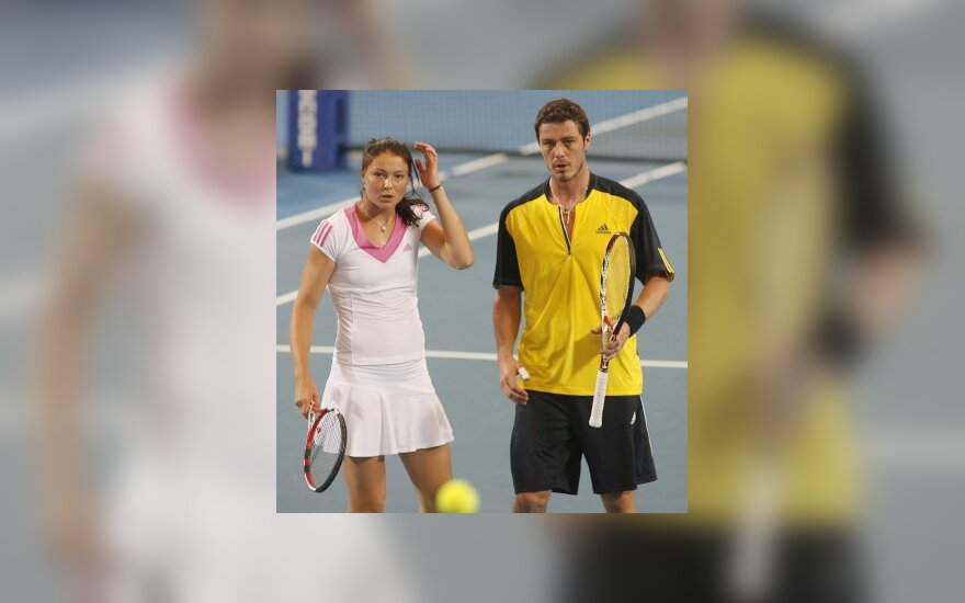 Rusijos tenisininkų pora pergalingai startavo Hopmano taurės turnyre Australijoje