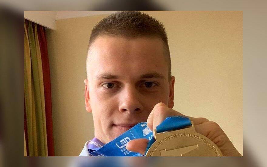 Rapšys traukiasi iš Europos čempionato: kūnas davė signalą