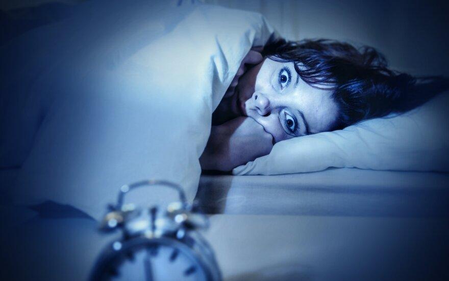 Miego specialistai: kokį košmarą susapnuosite, priklauso nuo vieno paprasto dalyko