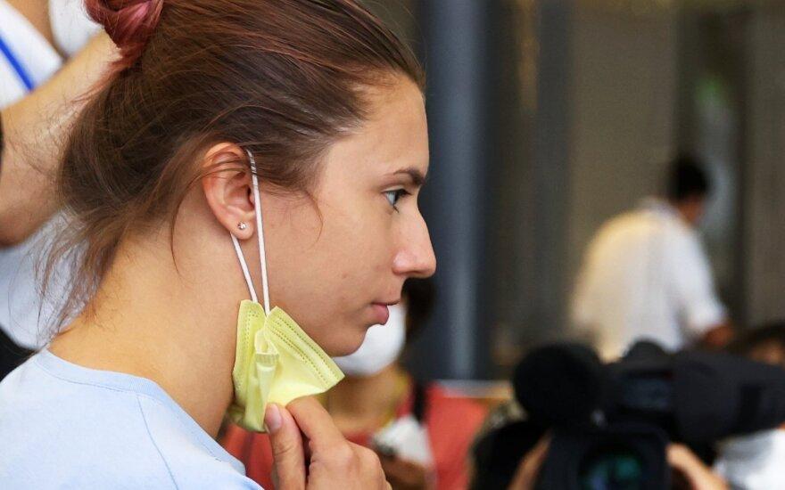 Kristina Cimanouskaja
