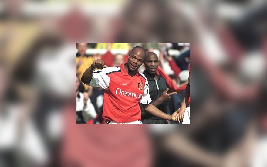 "Sylvain Wiltord, ""Arsenal"""
