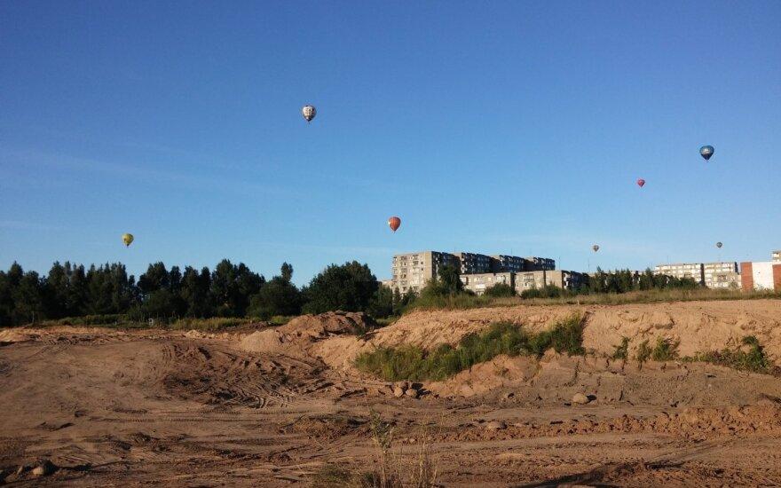 Vilniaus gyventojai susirūpinę – bijo netekti kelio į maudyklas