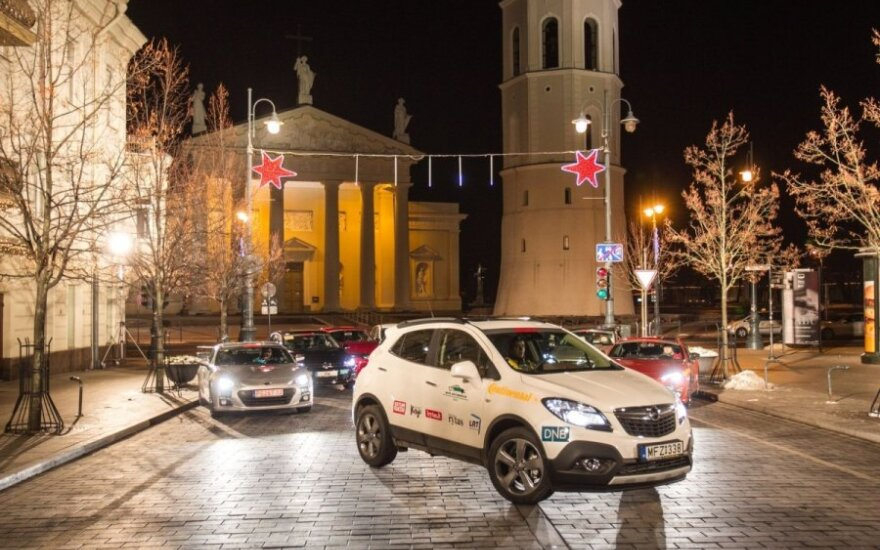 Opel Mokka - Metų miesto visureigis 2013