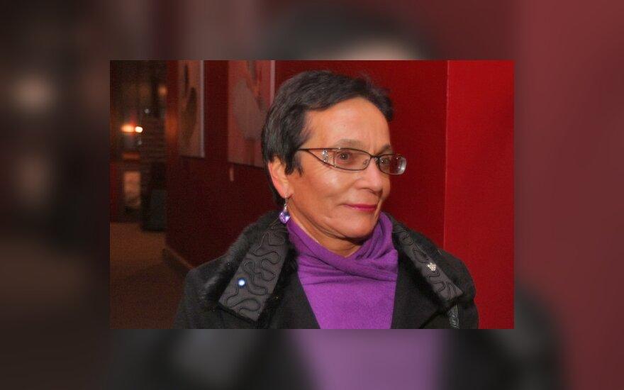 M.A.Pavilionienė: mėginama suvaržyti moters laisvę