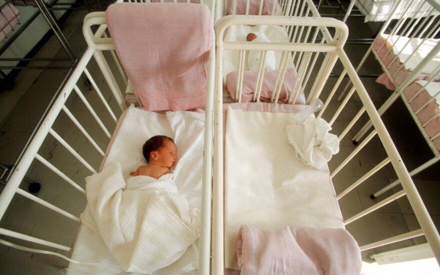 Vilniuje ir Tauragėje motinų palikti du kūdikiai