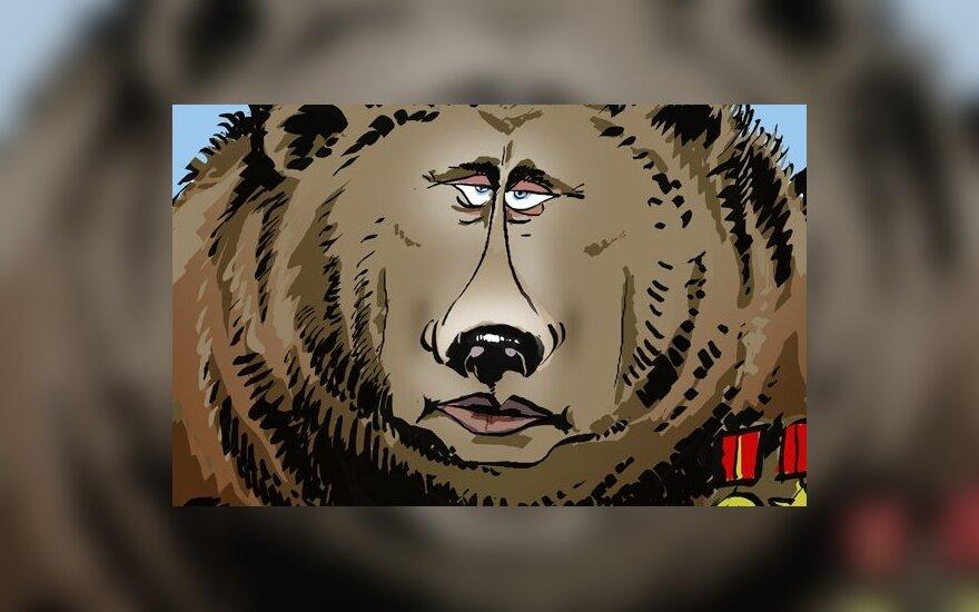 Rusija: gandai apie mirtį gerokai perdėti?