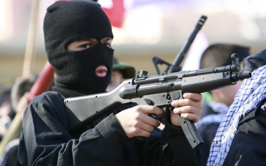 """Hezbollah"" sekėjas"