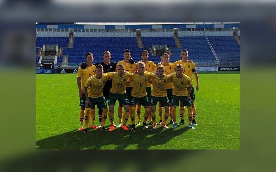 Lietuvos jaunimo (iki 19 metų) futbolo rinktinė