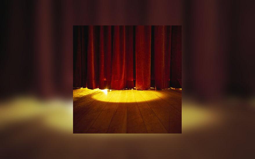 scena, teatras, koncertas