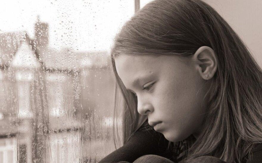 Kaip skyrybas suvokia vaikai: kas aš - meilės ar neapykantos vaisius?