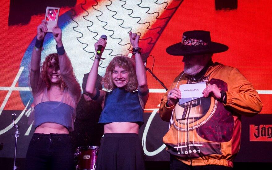 """Po 7 metų grįžę T.Ė.T.Ė apdovanojimai paskelbė alternatyvios muzikos nugalėtojus: """"ba."""" į sceną lipo net 4 kartus"""