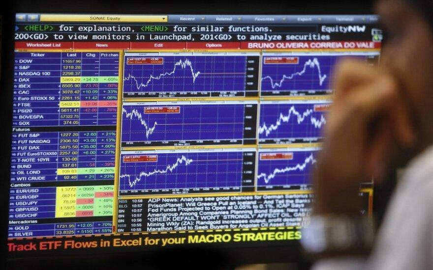 Investuotojai išlieka atsargūs
