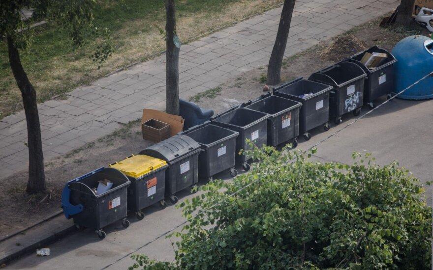 Vilniečiai gaus sąskaitas už atliekų tvarkymą: žinos, kiek mokės iki metų pabaigos