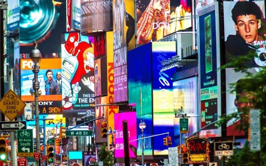 Kuo bloga viską persmelkianti reklama?