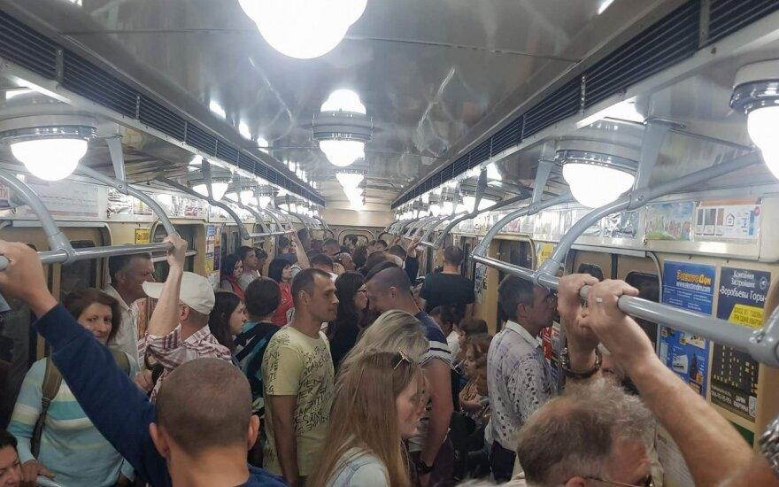 Susikirto dėl metro statybų: ar Vilniuje jį apskritai įmanoma įrengti
