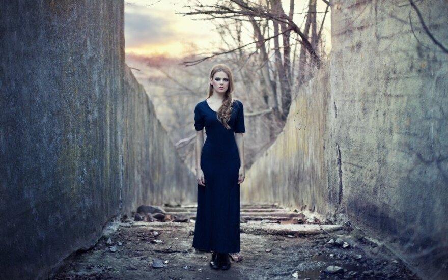 Olivija: mergaitė, prisiminusi savo gyvenimą 1787 m.